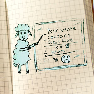 mouton entreprise