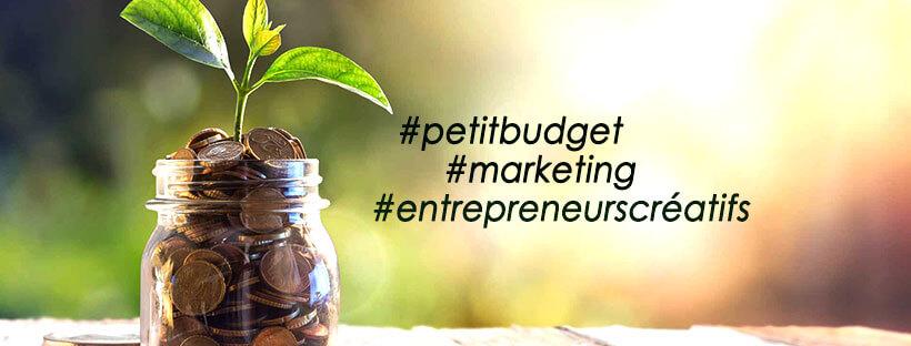 truc pour petit budget marketing