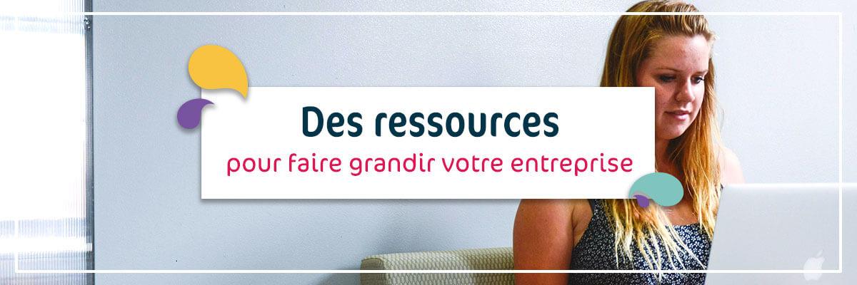 ressources pour entreprises