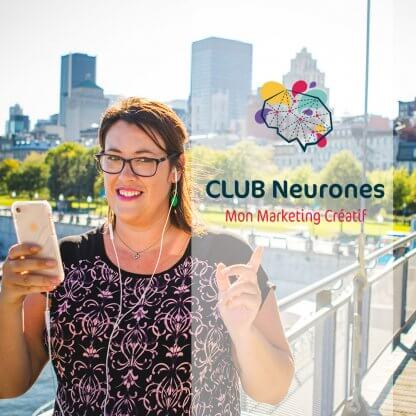 Club neurones mon marketing créatif