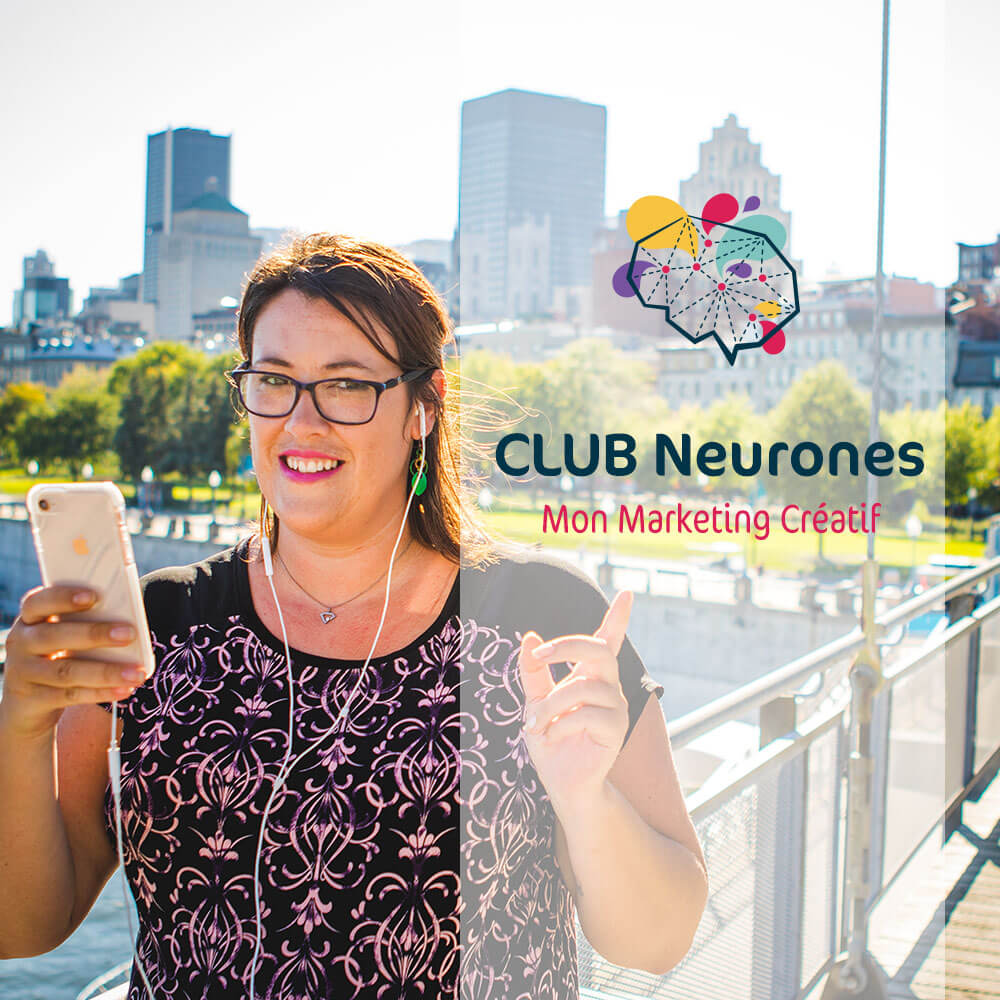 Club neurones mon marketing créatif